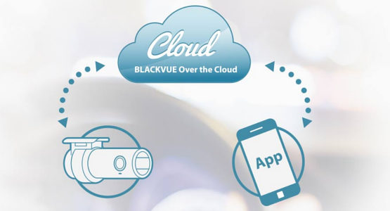 BlackVue Dashcam Over the cloud function