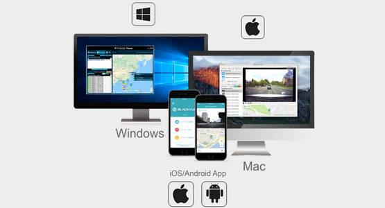 BlackVue Dashcam Viewer App Windows Mac